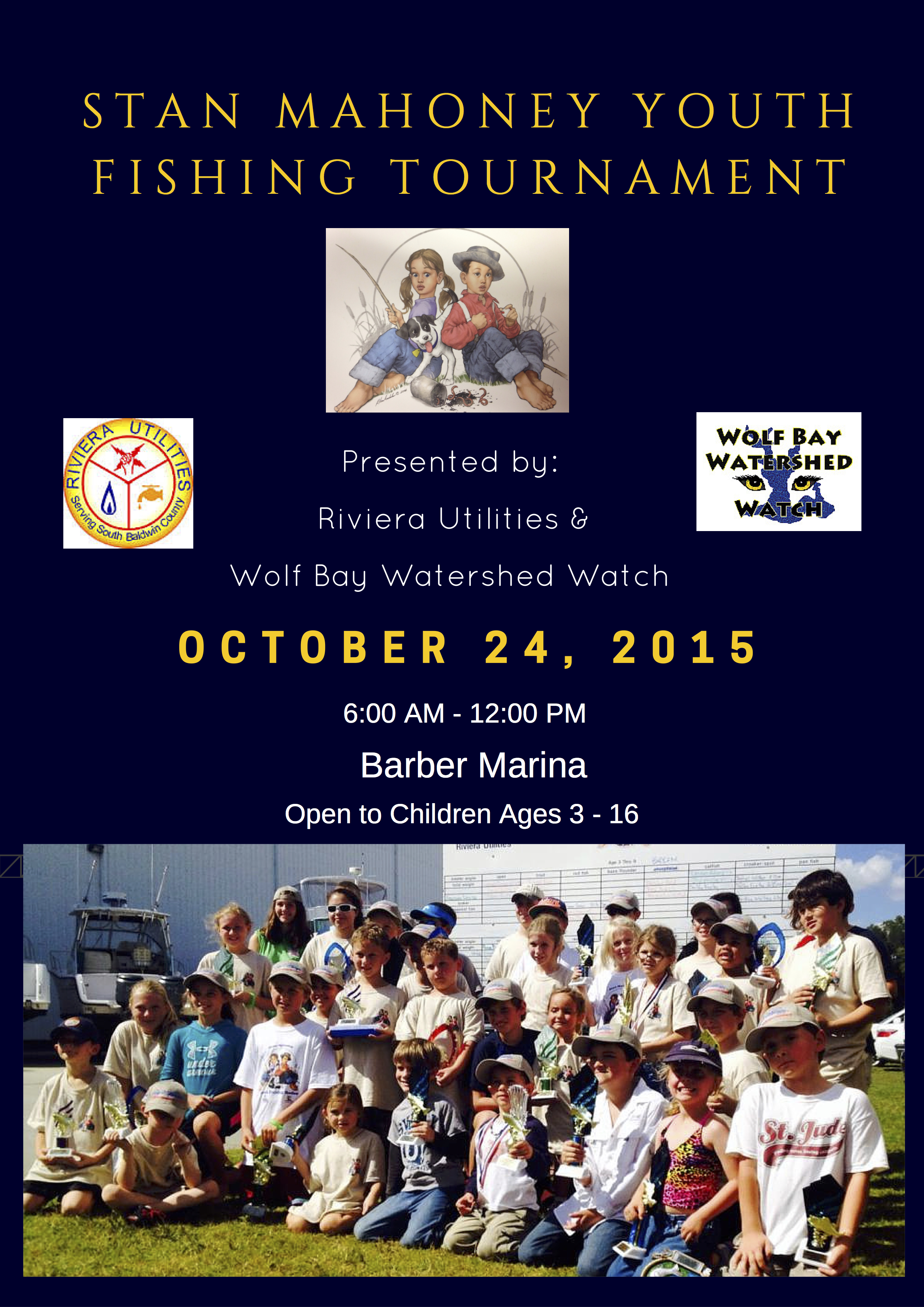 Fishing Rodeo 2015